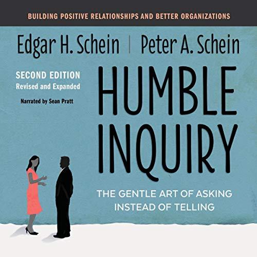 Humble Inquiry, Second Edition cover art