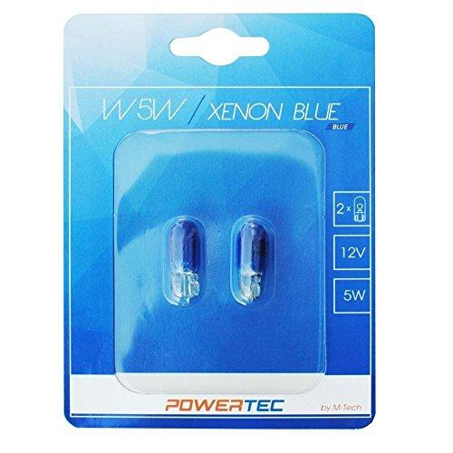 M-Tech PTZXB12-02B Powertec W5W T10 12V 5W WEGDE