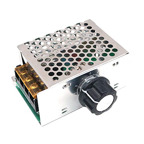 WINGONEER AC 220V 4000W High Power SCR elektronischer Spannungs-Regler Gouverneur Dimmer Thermostat Drehzahlregler