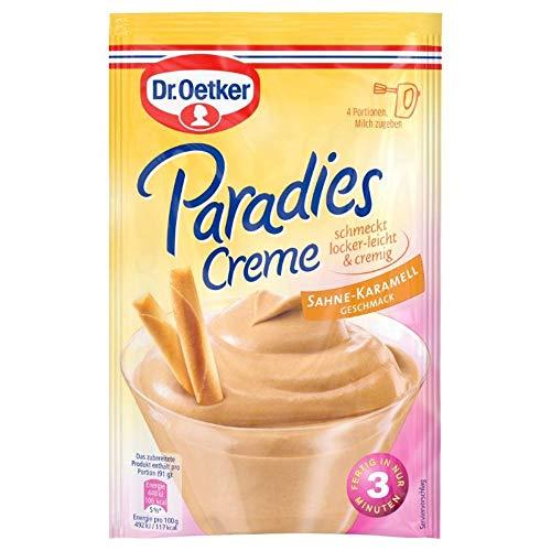 Dr. Oetker Paradies Creme Sahne-Karamell, 65 g