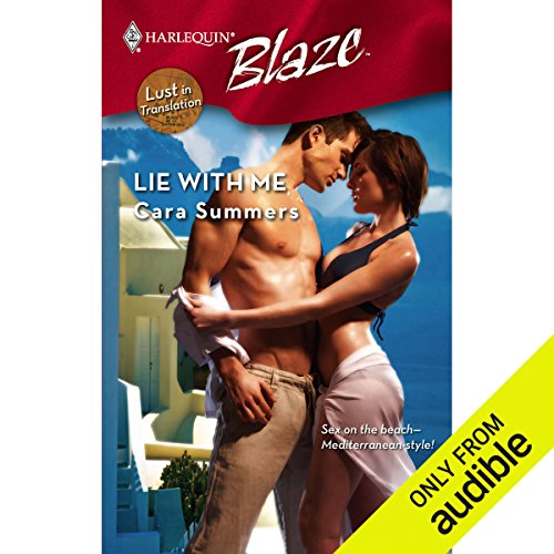 Lie With Me  audiobook cover art