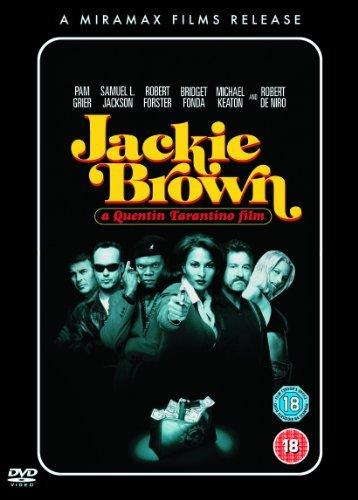 Jackie Brown [Region 2] by Pam Grier