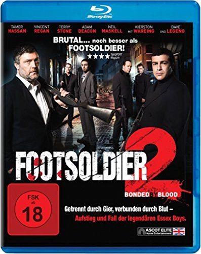 Footsoldier 2 [Blu-ray]