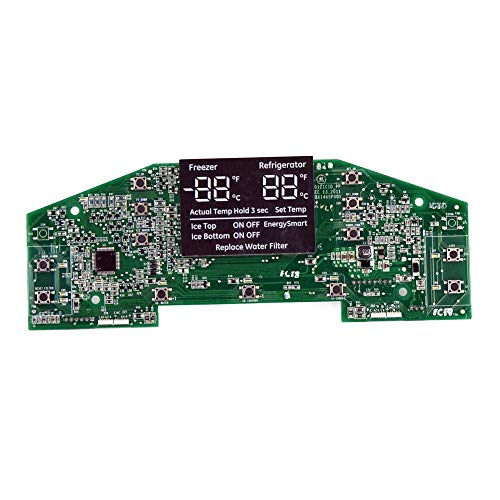 GE WR55X11144 Refrigerator User Interface Genuine Original Equipment Manufacturer (OEM) Part
