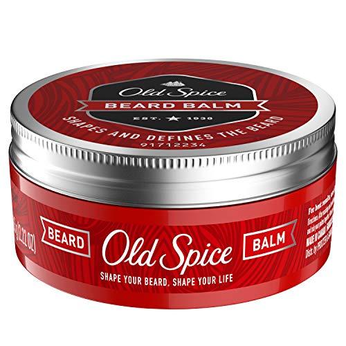 Old Spice Feuchtigkeitsspendender Bartbalsam für die Bartpflege von Männern