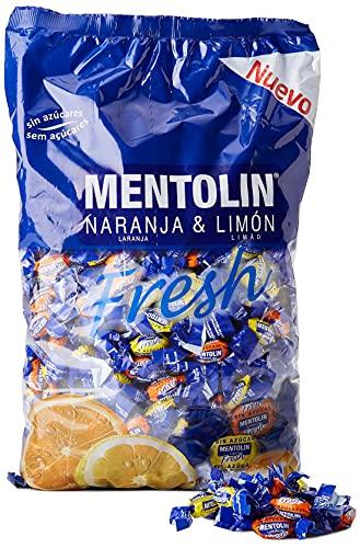 Mentolín Caramelo Duro sin Azúcar - 1000 gr