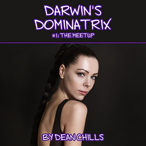 Darwin's Dominatrix audiobook cover art
