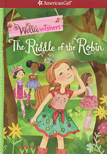 The Riddle of the Robin (WellieWishers)