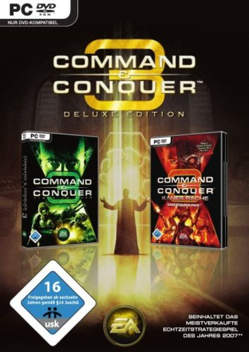 Electronic Arts Command & Conquer 3: Tiberium Wars Deluxe Edition, PC