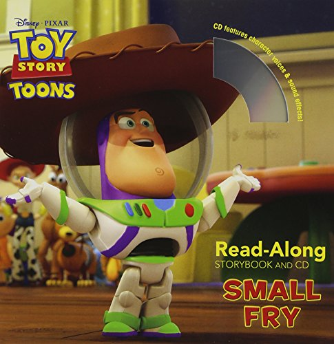 Small Fry (A Disney Read Along Storybook)
