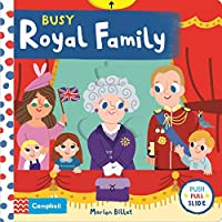 Busy Royal Family (Busy Books)