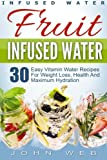 Infused Water:...