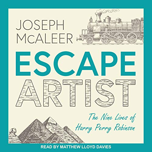 Escape Artist  By  cover art