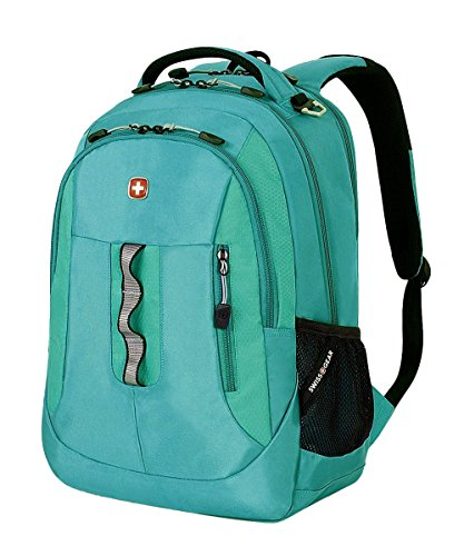 Swiss Gear SA5965 Laptop Computer Tablet Notebook Backpack - for School, Travel, Carry On Luggage,...