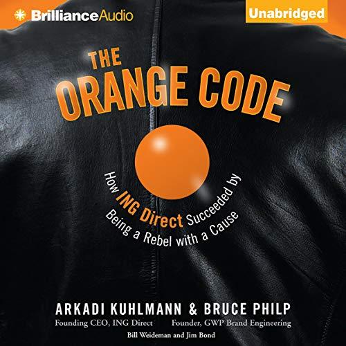 The Orange Code Titelbild