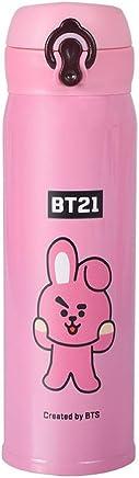 petite taille + Sac BT21 Bts marchandises officiel Couverture Flanelle BT21 achats suppl/émentaires Bts Photocards TATA