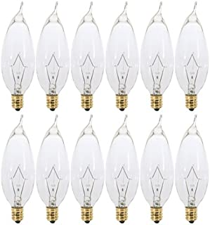 Best flame tip chandelier bulb Reviews