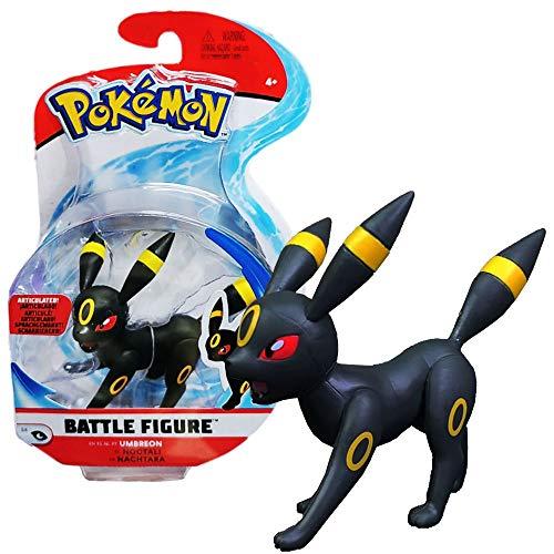 Auswahl Battle Figuren | Pokemon | Action Figur | Spiel-Figur zum Sammeln, Spielfigur:Nachtara