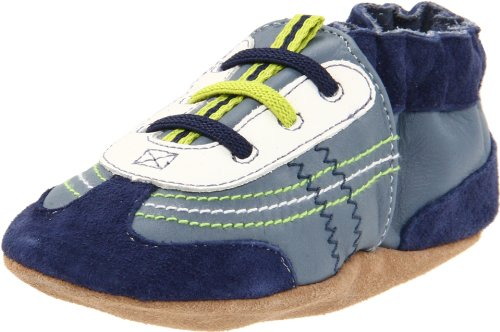 Robeez By Stride Rite - TB40606 - Chausson & Chaussure - Braedon - 48-60 mois