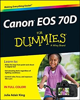 canon 70d basics