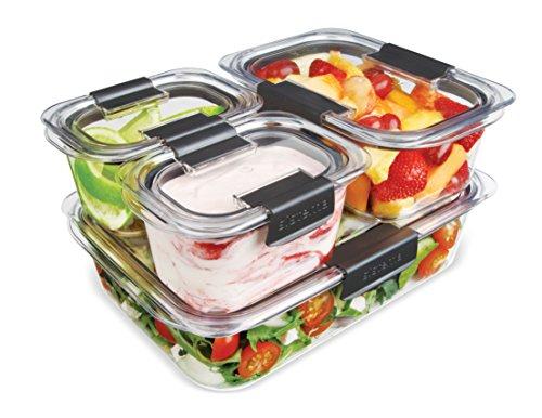 Sistema Brilliance TRITAN Food Storage Container, 920 ml