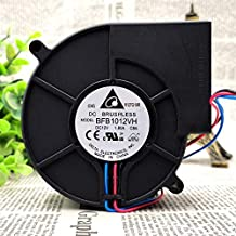 for Delta BFB1012VH 9733 12v 1.80A 9CM Large air Volume Blower Cooling Fan (3-Wire B2 Interface Detection Speed)