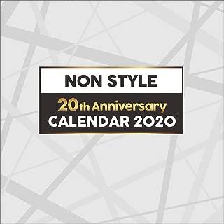 NON STYLE 2020年 カレンダー 壁掛け CL-362