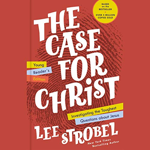 The Case for Christ Young Reader's Edition cover art