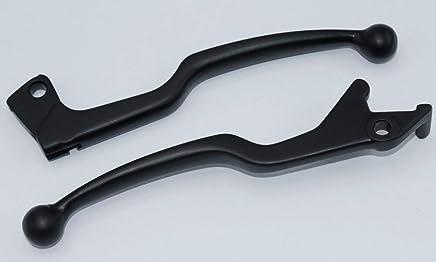 i5 New Front Brake /& Clutch Lever for Suzuki DR125 DR200 DR250 DR350 DR125SE DR200SE DR250SE DR350SE DR 125 200 250 350 SE Dual Sport 57421-03D00 /& 57620-15D11