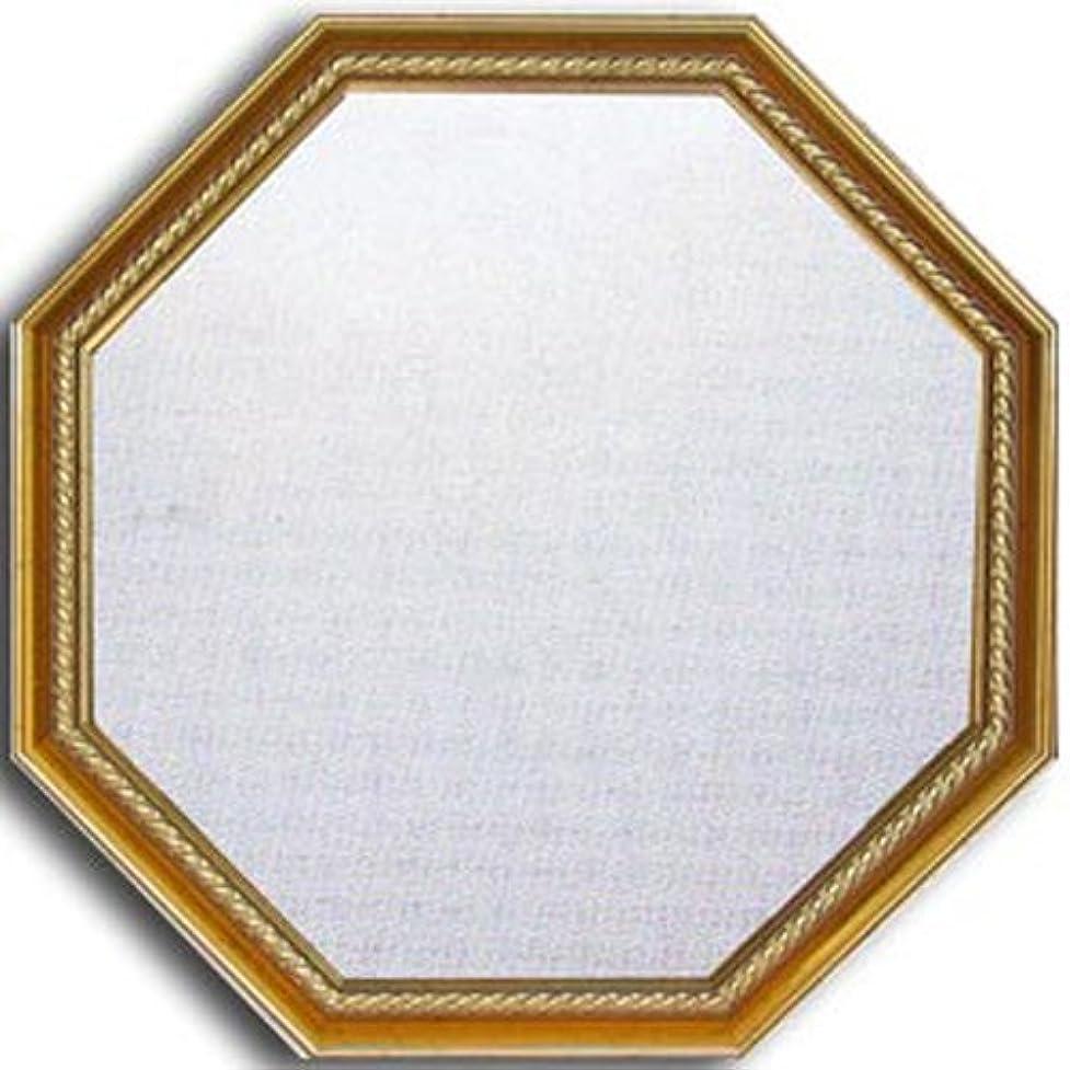 真っ逆さまドラム社員JIG ミラー?鏡 Huit Mirror(ユイット ミラー) ゴールド MHT-11965