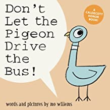 Don't Let the Pigeon Drive the Bus! (Big Book Edition) (A Pigeon Series Book)
