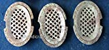 4.5 x 3 Inches Handmade Soap Holder with Carving Work Decent Soap Dish from Indian Handicrafts Set of 50 Pieces