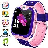 Reloj Inteligente para niños infantiles - Brillatix HLM010 (Nueva Versión) -...