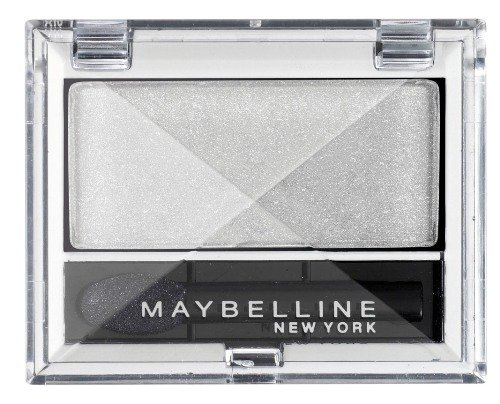 Maybelline New York Eyestudio Mono Lidschatten 01 snow white