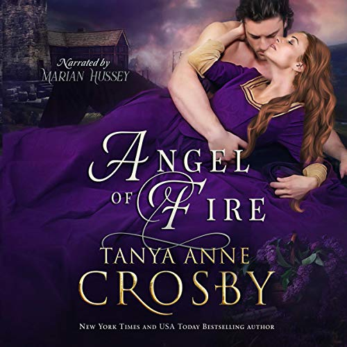 Angel of Fire audiobook cover art