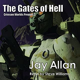 The Gates of Hell audiobook cover art