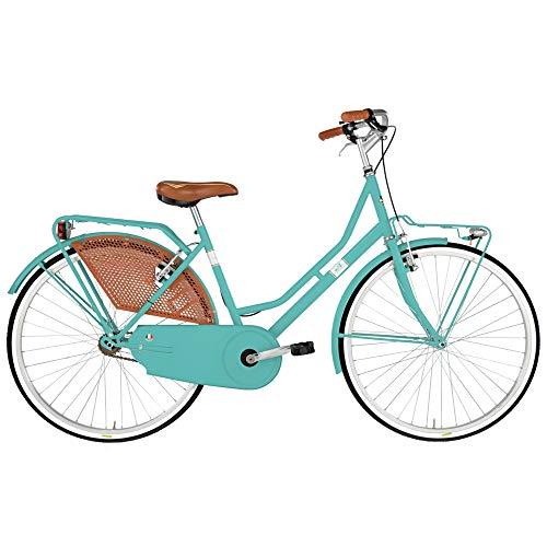 Alpina Bike Olanda 26', Bicicletta Donna, Acquamarina, 1v