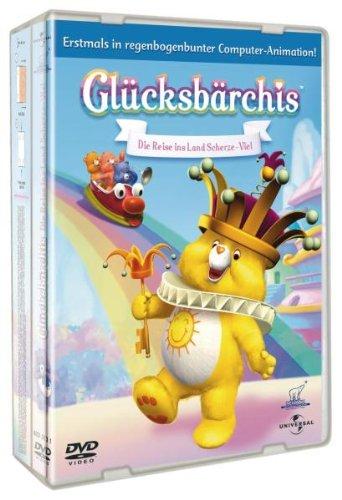 Glücksbärchis - Die Reise ins Land Scherze-Viel (+ Plüsch)