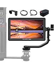 "Feelworld Master MA6P 5.5"" DSLR Monitor de Campo, Camera Field Monitor IPS 4K HDMI Full HD 1920x1080 Monitor de Cámara Réflex con 8.4V Entrada/Salida, Bolsa de Transporte Incluido"