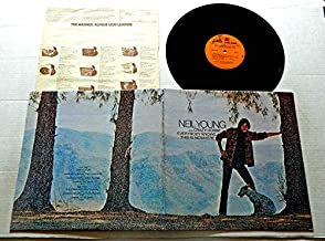 Neil Young And Crazy Horse EVERYBODY KNOWS THIS IS NOWHERE - Reprise Records 1969 - USED Vinyl LP Record - 1978 Repressing MSK 2282 - Cinnamon Girl - Down By The River - Cowgirl In The Sand