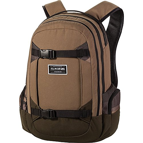 Dakine Mission 25L Laptop Backpack (Field Camo, 25L)