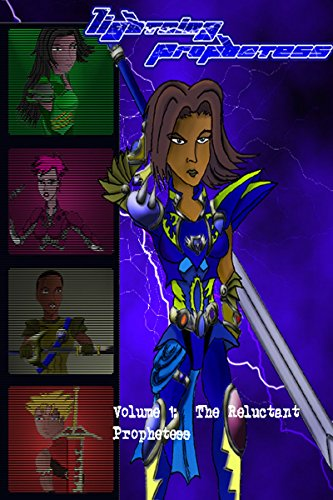 Lightning Prophetess Web Manga Vol 1: The Reluctant Prophetess (English Edition)