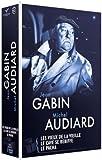 Jean Gabin & Michel Audiard Coffret 3 films - Les Vieux de la Vieille / Le Cave se Rebiffe / Le Pacha