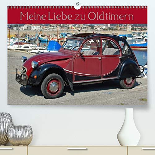 Meine Liebe zu Oldtimern (Premium, hochwertiger DIN A2 Wandkalender 2020, Kunstdruck in Hochglanz): Geliebte Autos aus den letzten Jahrzehnten vereint ... 14 Seiten ) (CALVENDO Mobilitaet)