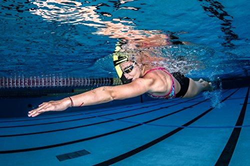 MP Michael Phelps Focus Swim Snorkel, Neon, Small