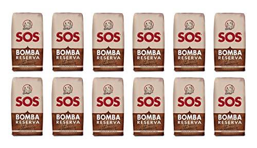 Riso SOS Bomba 12x1Kg (Confezione da 12)