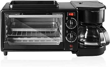 3 en 1 Breakfast Maker Tostadora Grill & Cafetera Horno de cocina ...