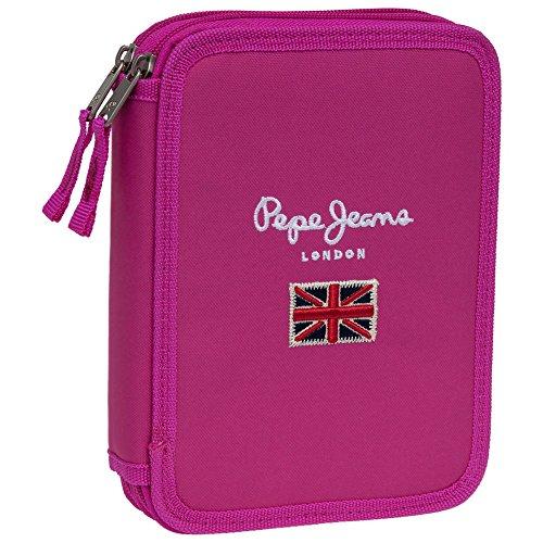 Pepe Jeans Plumier, Color Rosa