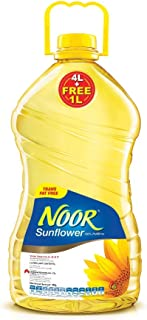 Noor Sunflower Oil - 5Litres
