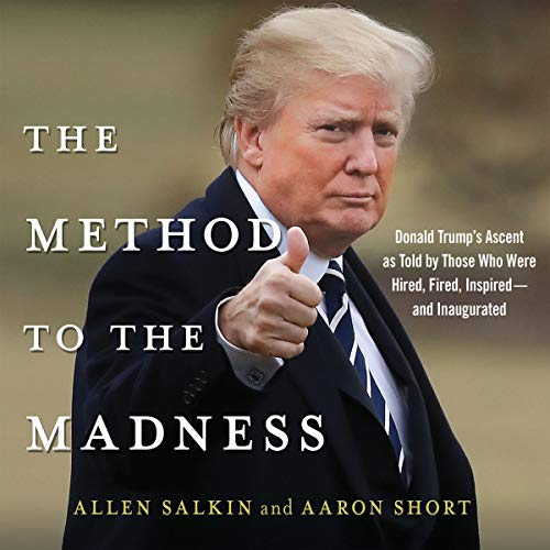 The Method to the Madness audiobook cover art